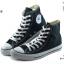 รองเท้าผ้าใบ Converse All star hi black (รุ่นคลาสสิค) thumbnail 3