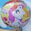 ลูกโป่งฟลอย์การ์ตูน My Little Pony ทรงกลม - Round Shape My Little Pony Foil Balloon / Item No. TL-B031 thumbnail 2