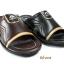 รองเท้าหนัง Adda 71M05-M1 ดำ-น้ำตาล 39-43 thumbnail 1