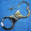 กุญแจมือ รุ่นบานพับ แข็งแรงมาก DOUBLE LOCK HANDCUFFS - ขาย อุปกรณ์ป้องกันตัว ราคา ตลาดโรงเกลือ คลองถม thumbnail 6