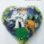 ลูกโป่งฟลอย์ลายเบ็นเท็น ทรงหัวใจ - Ben 10 Heart shape Balloon / Item No. TL-A088 thumbnail 3