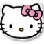ลูกโป่งฟลอย์นำเข้า Hello Kitty Head / Item No. AG-21842 แบรนด์ Anagram ของแท้ thumbnail 1