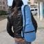 กระเป๋า อูคูเลเล่ Ukulele Bag Minsine บุฟองน้ำ ไซส์ Concet ,Tenor คละสีสดใส thumbnail 27