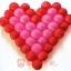กรอบตาข่ายใส่ลูกโป่งทรงหัวใจ - Balloon Grid Mesh Heart Balloon thumbnail 6
