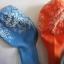 """ลูกโป่งกลมพิมพ์ลาย Happy Birth Day คละสี แบบที่ 1 ไซส์ 12 นิ้ว จำนวน 10 ใบ (Round Balloons 12"""" - Happy Birth Day Design no. 1 latex balloons) thumbnail 9"""