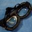 แว่นกันลมเลนส์ใส สไตล์มอเตอร์ไซค์ช็อปเปอร์ thumbnail 2