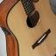 กีต้าร์โปร่ง ไฟฟ้า Guitar JUMBOOOOO รุ่น Top Solid Spruce thumbnail 3