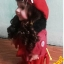 ตุ๊กตาสาวน้อย เต้นได้ เสื้อสีแดง มีเสียงเพลง (สินค้ามาใหม่ล่าสุด) (ส่งฟรีแบบพัสดุธรรมดา) ถ้าซื้อ 3 ตัว ราคาส่ง 300 thumbnail 3