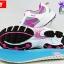 รองเท้าผ้าใบวิ่่ง BAOJI บาโอจิ รุ่นDS678 สีชมพู เบอร์ 37-41 thumbnail 4