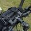 กระเป๋าจักรยาน กระเป๋าเป้คาดเอว แขวนจักรยาน สารพัดประโยชน์ : สีดำ thumbnail 3