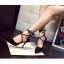 รองเท้าหนังส้นสูงสีดำ thumbnail 3