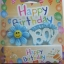 เทียนวันเกิด Birthday Boy สีฟ้ามีดอกไม้ / Item No.TL-N004 thumbnail 1