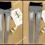 กางเกงยีนส์เดฟฟอกสีขายาว สีขาว : SIZE XL รหัส PN005 thumbnail 2