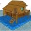 ทุ่น แพ ท่าเทียบเรือ บ้านลอยน้ำ สุขาลอยน้ำ แพเคลื่อนที่ 081-9000265 thumbnail 5