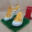 รองเท้าผ้าใบผู้หญิง adidas M20788 สีเหลือง thumbnail 1