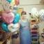 "Set#18 ช่อลูกโป่ง Bold Congratulations Balloons (แบรนด์Anagram)+ฟอลย์ 18""= 6 ใบ thumbnail 1"