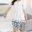 MS9149 เสื้อคลุมท้องโทนสีขาว ผ้าลูกไม้แบบนิ่ม เนื้อผ้าดีใส่สบายมากๆ ค่ะ ใส่แล้วดูน่ารักมาๆ ค่ะ thumbnail 5