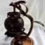 โคมไฟกะลามะพร้าว Coconut Shell Lamp thumbnail 1