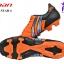 รองเท้าสตั๊ด PAN รุ่นSUPER STAR 4 สีส้ม เบอร์ 39-44 thumbnail 4