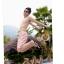 พร้อมส่ง ชุดว่ายน้ำคู่รัก ชุดว่ายน้ำบิกินี่ทูพีซ ลายสัตว์ทะเล พร้อมชุดแซกคลุมผ้าซีทรูสวย thumbnail 13