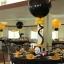 """ลูกโป่งกลมจัมโบ้ไซส์ใหญ่ 36"""" Latex Balloon RB ONYX BLACK 3FT สีดำ/ Item No. TQ-42857 แบรนด์ Qualatex thumbnail 12"""