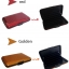 Metafun Wallet Set กระเป๋ากันน้ำ กระเป๋าตังค์ กระเป๋านามบัตรอลูมิเนียม แพค 3 ใบ คละสี thumbnail 14
