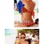 พร้อมส่ง ชุดว่ายน้ำบิกินี่ทูพีซ ลายแตงโมสีสันสดใสน่ารักมากจ้า thumbnail 6