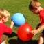 ลูกบอลเด้ง พิมพ์ลาย คละไซส์ คละสี แพ็ค 5 ใบ - Punch Ball Printing Mixed Size & Color Pack 5 thumbnail 12