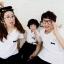 MeGa Lover เสื้อคู่รัก เสื้อครอบครัว น่าร๊ากกกอ่ะ....รักใคร ให้เสื้อ บอกรักง่ายๆ สไตล์คุณ !!! thumbnail 12