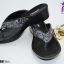 รองเท้าเดอบลูdebul รุ่นL3607 สีดำ เบอร์ 36-41 thumbnail 2