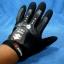 ถุงมือมอเตอร์ไซค์ผ้า แบบเต็มมือ SUZUKI สีดำ thumbnail 1