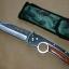 มีดสปริง มีดพับ มีดพก ขนาดกลาง มีไฟฉาย thumbnail 4