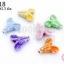 ลูกปัดพลาสติก คละสี หน้ากวางน้อย 12X13มิล (1ขีด/100กรัม) thumbnail 1