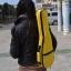 กระเป๋า อูคูเลเล่ Ukulele Bag Minsine บุฟองน้ำ ไซส์ Concet ,Tenor คละสีสดใส thumbnail 7