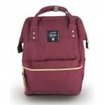 กระเป๋าเป้ Anello รุ่น AT-B0193A สี WINE
