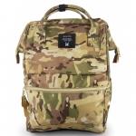 กระเป๋าเป้ Anello รุ่น AT-B0193A สี CAMO KHAKI