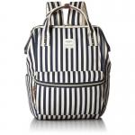 กระเป๋าเป้ Anello รุ่น AT-B0931A สี STRIP BLACK