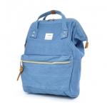 กระเป๋าเป้ Anello รุ่น AT-B0931A สี DENIM BLUE