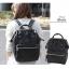 กระเป๋า Anello Mini หนัง รุ่น AT-B1212 สี BLACK (BK) thumbnail 2