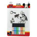 Glass Sticker: Goofy
