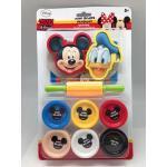 Mickey + Ducky