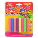 Clay 8 Neon Colors 100 g.