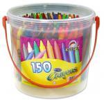 150 Ct. Crayons