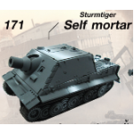 Self mortar