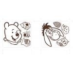 Pooh + Eeyore