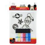 Glass Sticker: Donald Duck