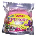 Flower Clay: Pink
