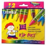 Jumbo Crayons 12 Ct.
