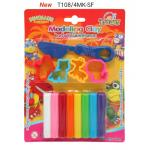 Modeling Clay 100g. with Safari molds