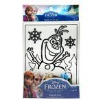 Frozen Sand Art: Olaf
